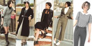 佐久間由衣(ViViモデル)の私服などのオシャレなファッションコーディネイトの画像3