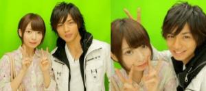 橋本奈々未がドラマ内でジャニーズの中島健人(SexyZone)とプリクラを撮っている画像3