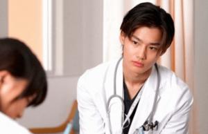 野村周平がドラマ恋仲で蒼井翔太役を演じている画像