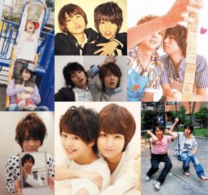 伊野尾慧と有岡大貴(いのありコンビ)の仲良いかわいい写真を集めた画像2