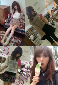 泉里香のたくさんのインスタやブログなどでのかわいい写真画像-03