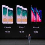 iPhone8とXの機能まとめ!発売日程&価格やワイヤレス充電を発表!