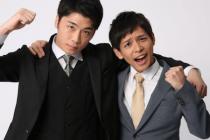 さや香(芸人)の新山土彦と石井誠一がM-1に!-01