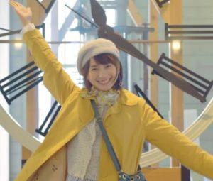 中国のガッキー(ロンモンロウ)栗子の黄色いコートやベレー帽はどこで購入可能?