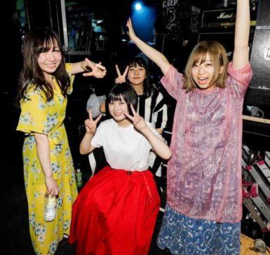 石野理子(元アイドルネッサンス)が赤い公園ボーカルに新加入!経歴やかわいい画像も調査!