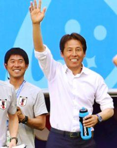 森保一の日本代表監督の就任理由や経歴・戦術は?過去の格好いい名言集が凄い!